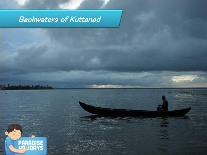 Backwaters of