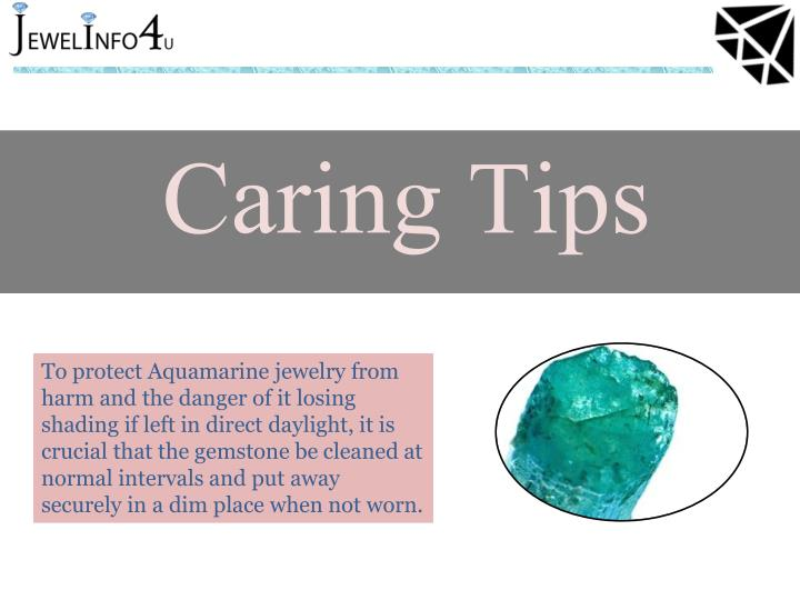 Caring Tips