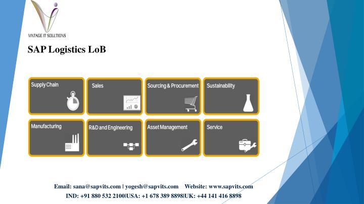 SAP Logistics