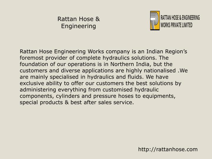 Rattan Hose & Engineering