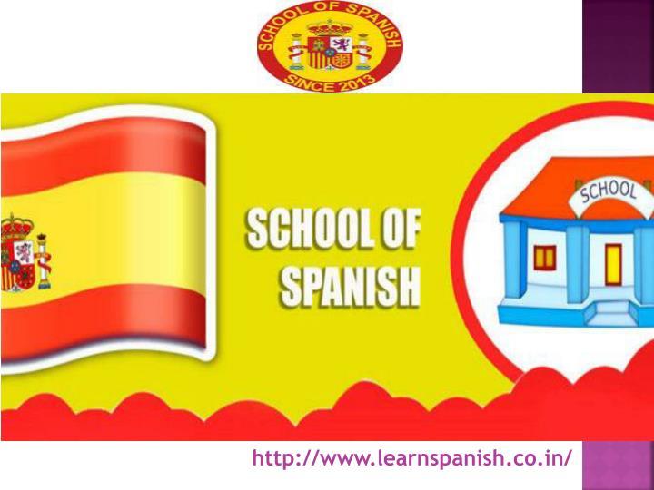 http://www.learnspanish.co.in/