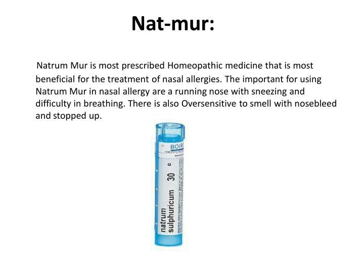 Nat-mur: