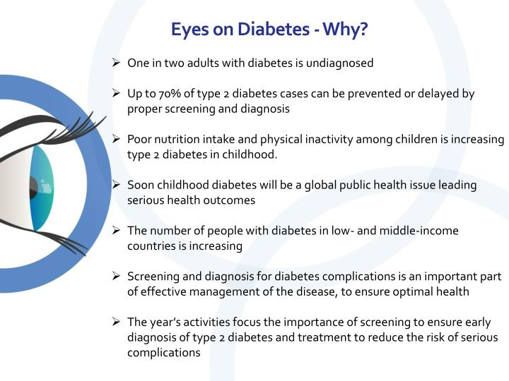 Eyes on Diabetes