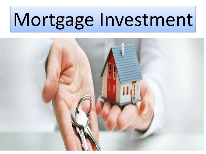 Mortgage Investment