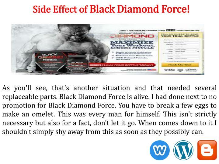 Side Effect of