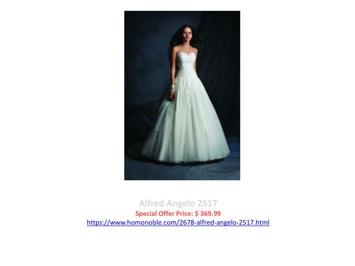Alfred Angelo 2517