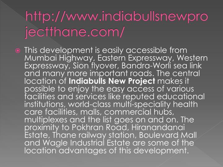 http://www.indiabullsnewprojectthane.com/