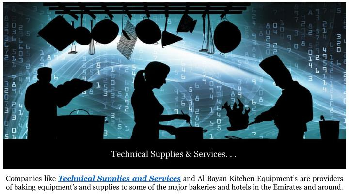 Technical Supplies &