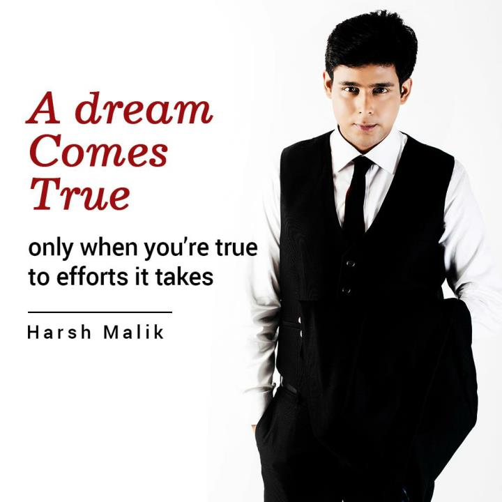 Top motivational quotes written by harsh malik