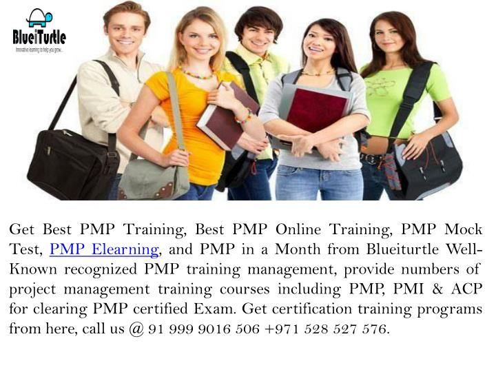 Get Best PMP Training, Best PMP Online Training, PMP Mock Test,
