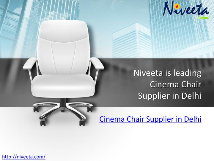 Niveeta is leading cinema chair supplier in delhi