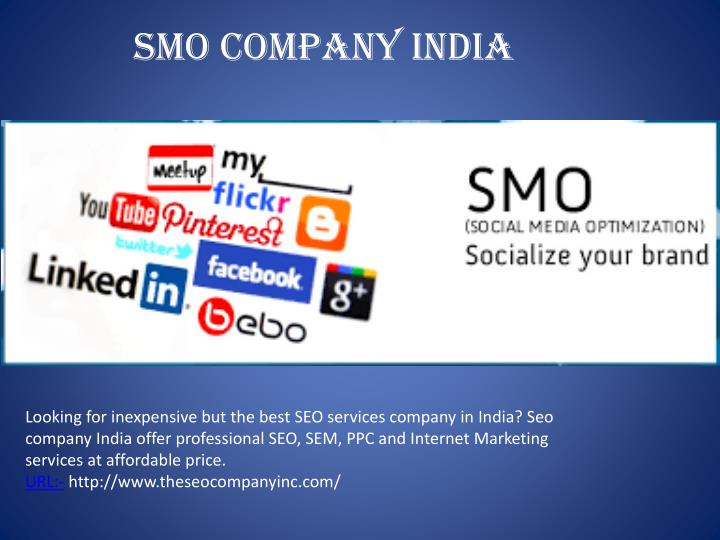 SMO Company India