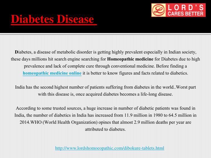 Diabetes Disease