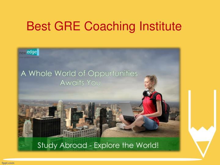 Best gre coaching institute