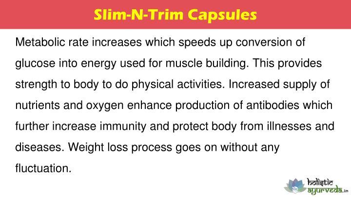 Slim-N-Trim Capsules