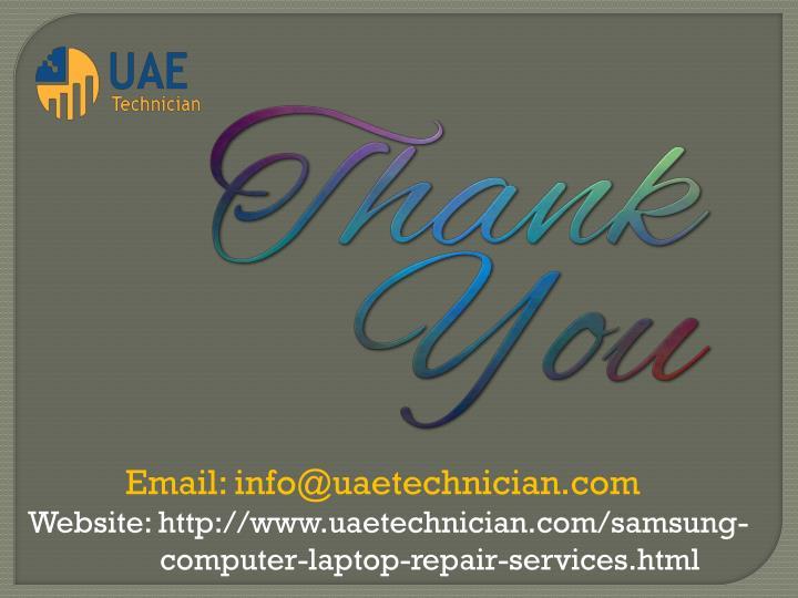 Email: info@uaetechnician.com