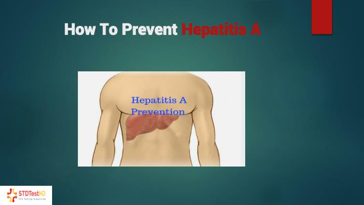 How to prevent hepatitis a