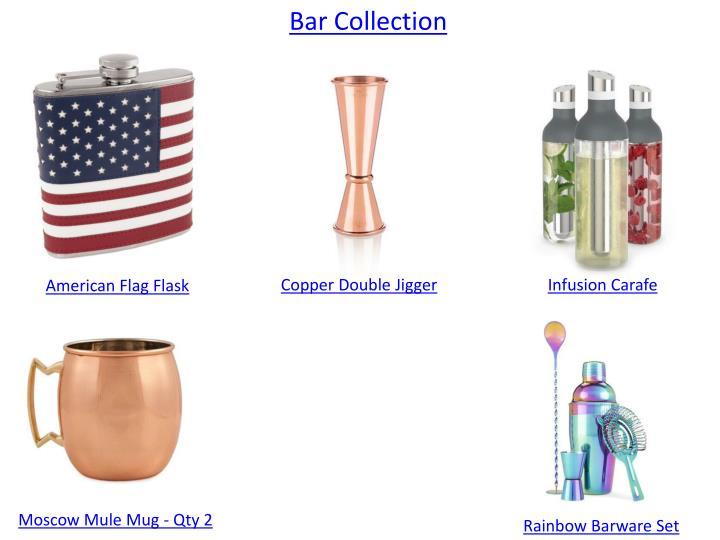 Bar Collection