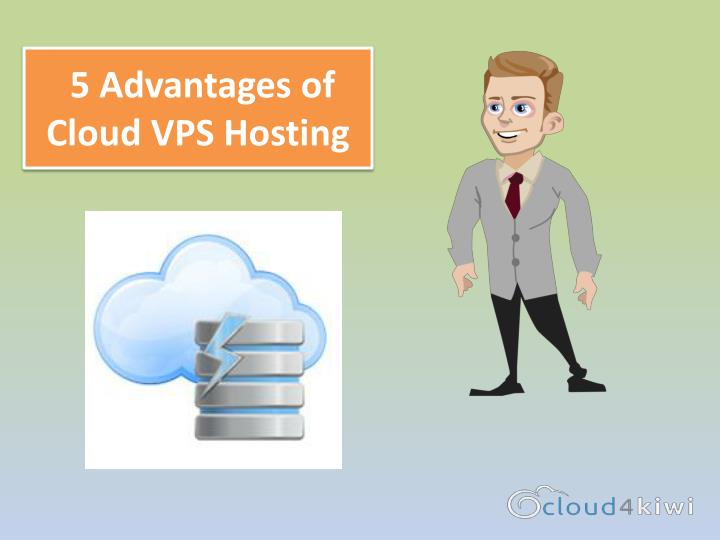 5 Advantages of Cloud VPS