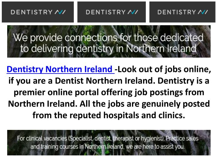 Dentistry Northern Ireland