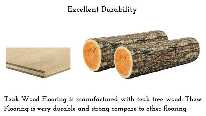 Excellent Durability