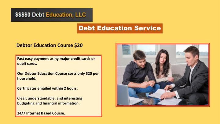 Debt Education Service