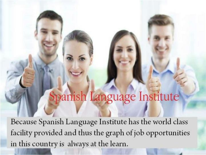 Best advantages to learn online spanish language courses