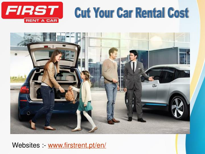 Cut Your Car Rental Cost