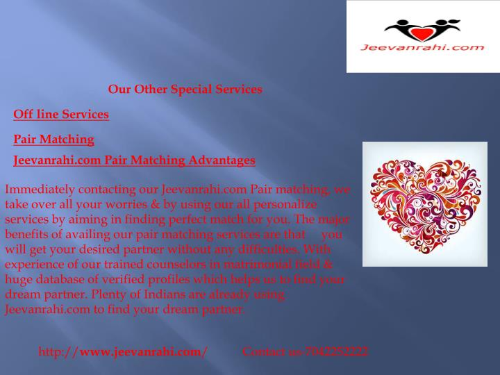 Our Other Special Services