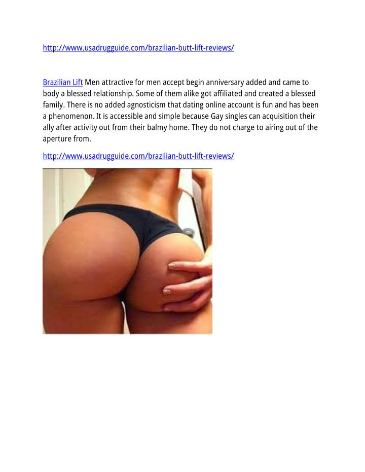 Http://www.usadrugguide.com/brazilian-butt-lift-reviews/