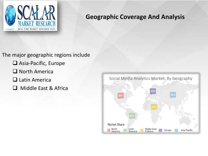 Geographic Coverage And Analysis