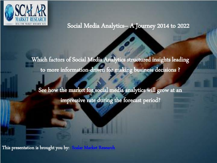Social Media Analytics– A Journey 2014 to 2022