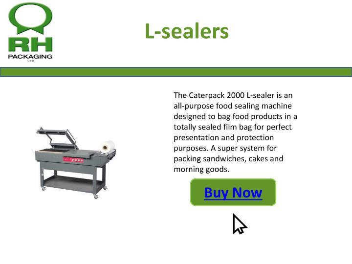 L-sealers