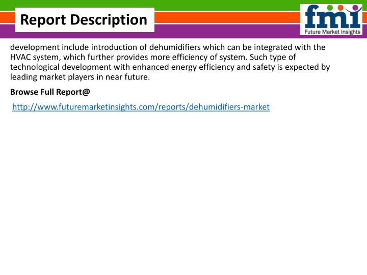 Report Description