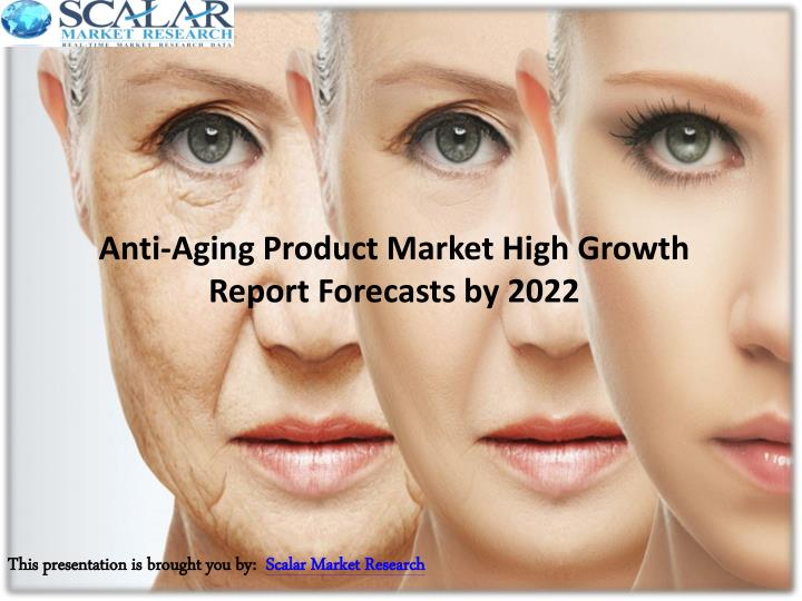 Anti-Aging Product Market