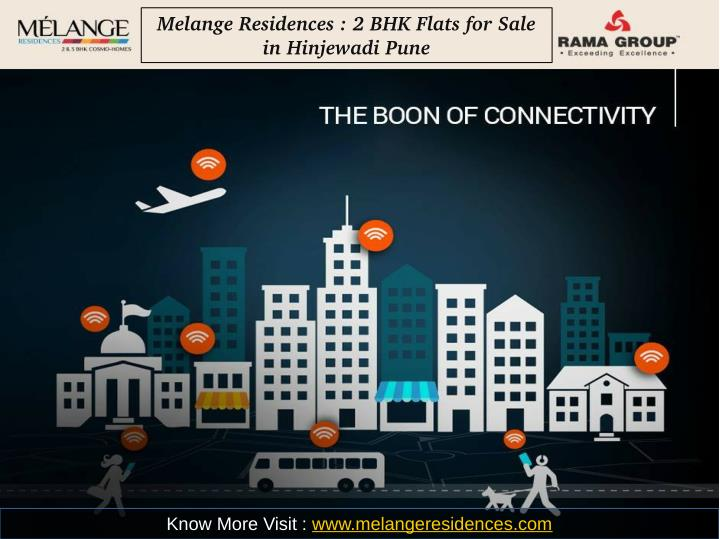 Melange Residences : 2 BHK Flats for Sale