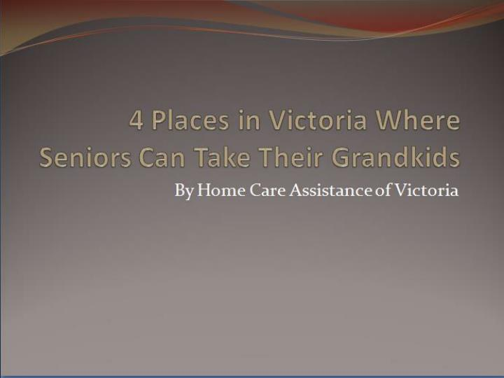 4 places in victoria where seniors can take their grandkids