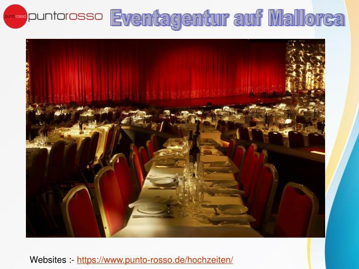 Eventagentur auf Mallorca