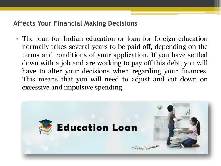 Affects Your Financial Making Decisions