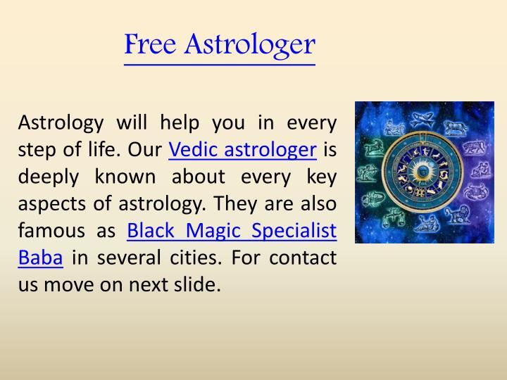 Free Astrologer