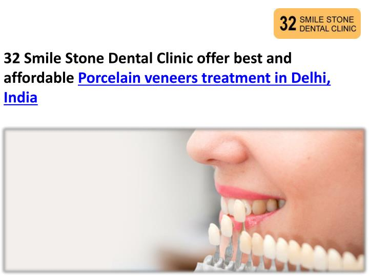 32 Smile Stone Dental Clinic offer best and affordable