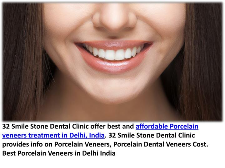 32 Smile Stone Dental Clinic offer best and