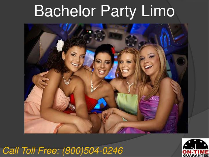 Bachelor Party Limo Services TX