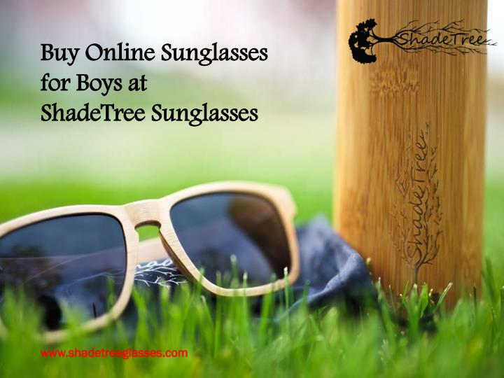 Buy Online Sunglasses for Boys at
