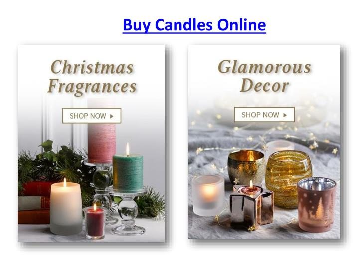 Buy Candles Online