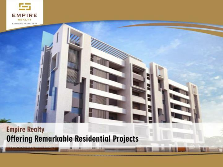 1 empire realty with remarkable residential projects