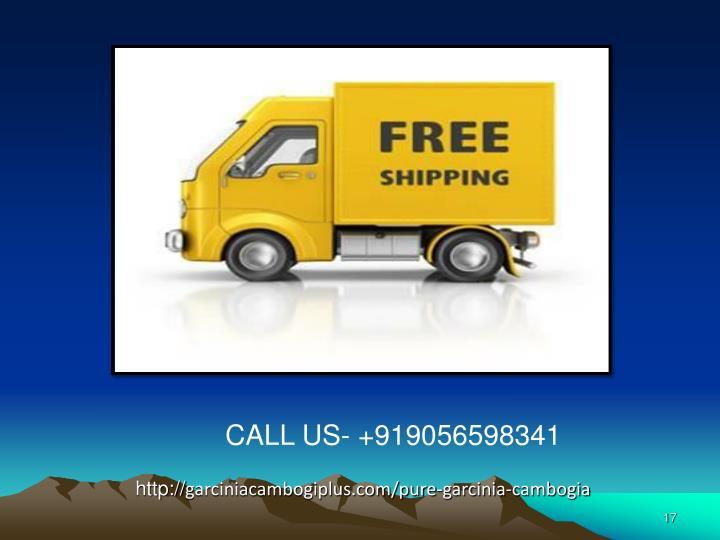 CALL US- +919056598341