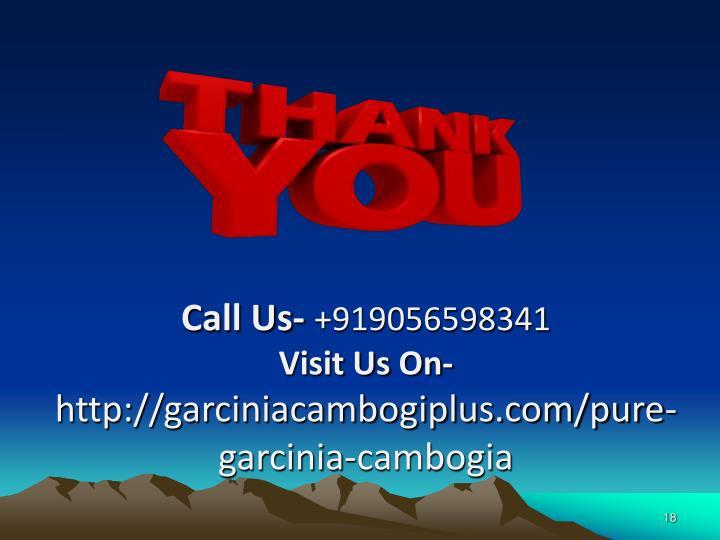 Call Us-