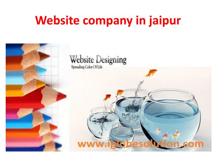 Website company in jaipur