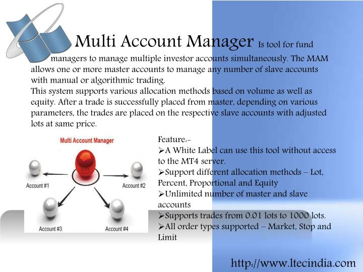 Multi Account Manager